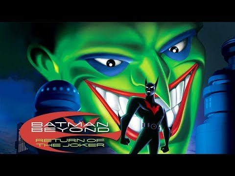 batman beyond return of the joker psx