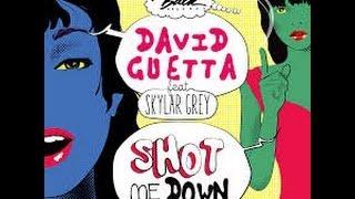 David Guetta - Shot Me Down ft. Skylar Grey (Lyrics Video)