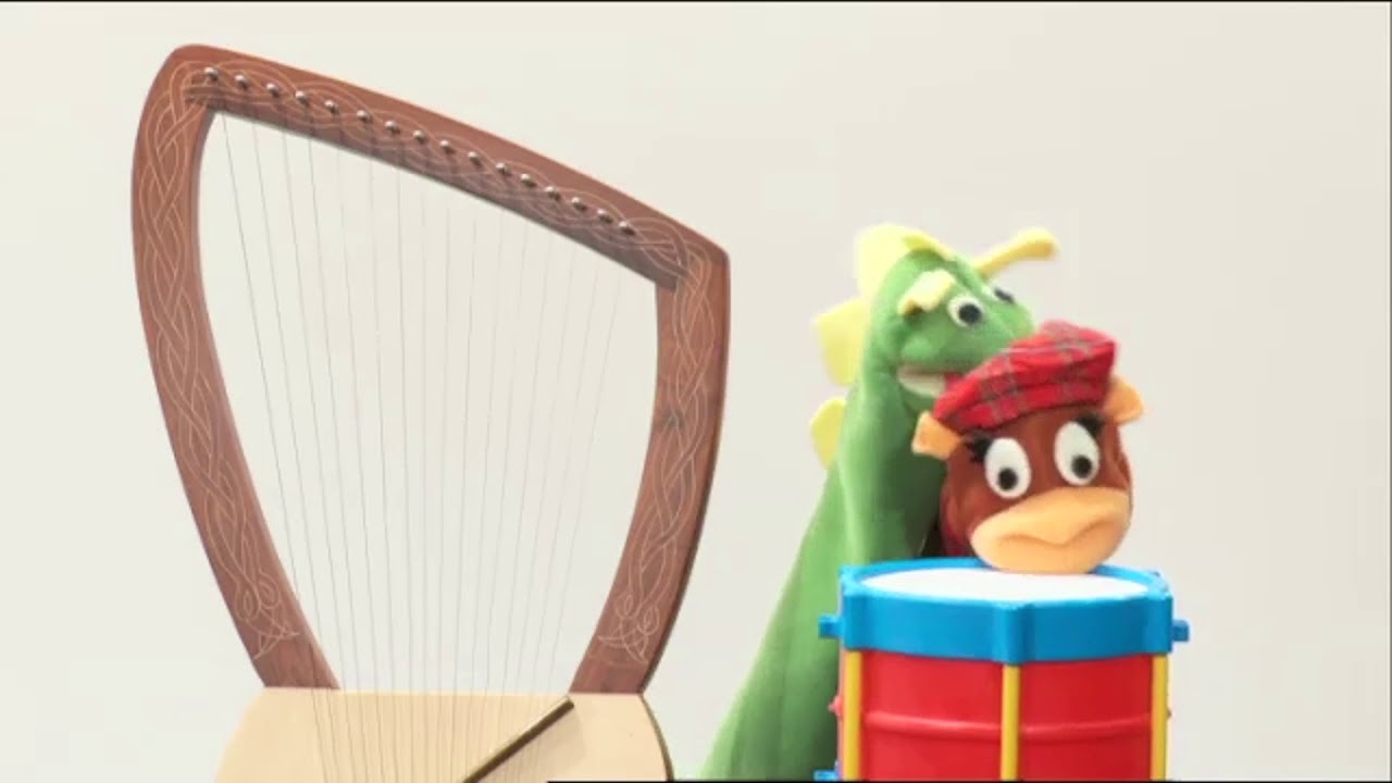 Baby Einstein: World Music, Part 7