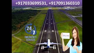 King Air Ambulance in Delhi with Top-Grade Medical Tool by King