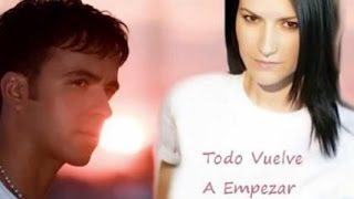 Video Todo Vuelve A Empezar de Luis Fonsi feat. Laura Pausini