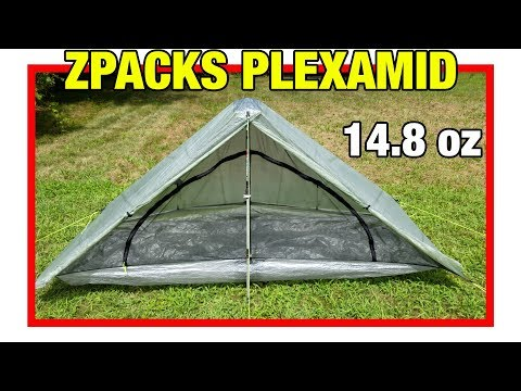 Zpacks Plexamid Tent Review