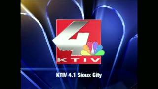KTIV-4 Sioux City, IA Station Identification 7:30am Sunday, July 15, 2012