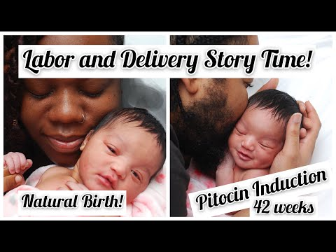 Stories positive without epidural induction Positive Induction