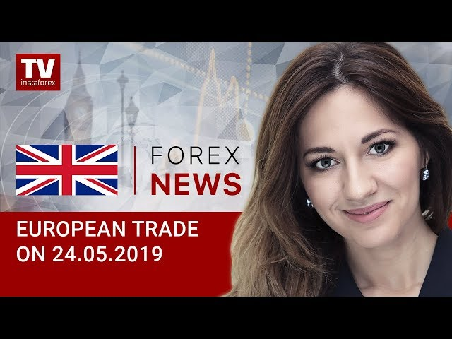 24.05.2019: Will euro reverse? (GBP, USD, EUR, GOLD)