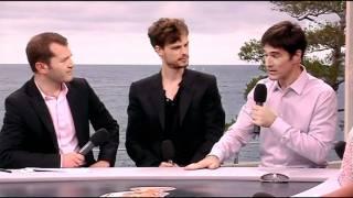 Festival de Monte Carlo : TPS Star : Matthew Gray Gubler et Thomas Gibson - Partie 1