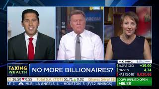 Joel Griffith: Wealth Taxes Are Unconstitutional, Wouldn't Pay for Leftist Programs