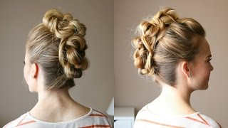 Knotted Mohawk | Missy Sue