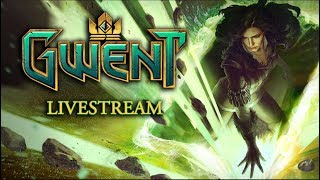 Gwent: The Witcher Card Game Livestream with Card Pack Opening
