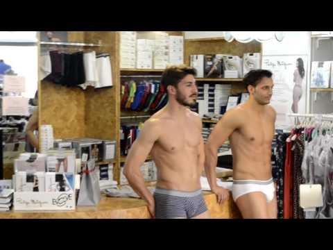 Capogiro due Intimo Uomo P E 2016 Alessandro - Valerio - Manuel