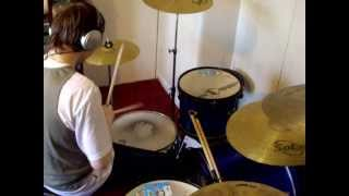 Feeder - whooey drum cover
