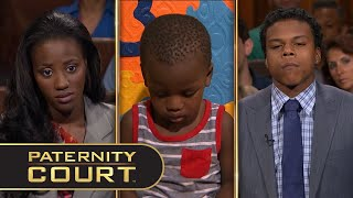 Man Moved Into Woman's House 3 Weeks After They Met (Full Episode) | Paternity Court