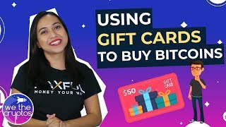 How to Buy Bitcoins Using Gift Cards