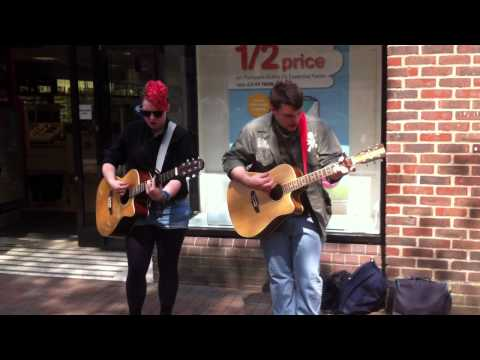 The Red Cliffs- Comfort Me (Busking Special)
