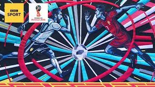 Jalkapallon MM-kisat 2018 voittaa