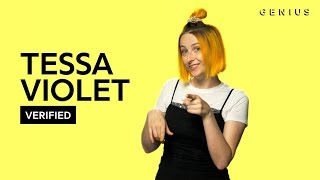 "Tessa Violet ""Crush"" Official Lyrics & Meaning 