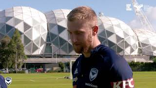 Love the Game - Melbourne Victory