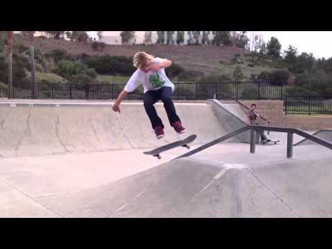 Brad Kovac San Clemente Skatepark