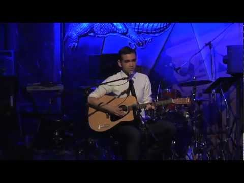 Martin Leroux - A Case of You (Live at The Crocodile)