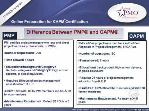 Online CAPM Training   Online CAPM Certification
