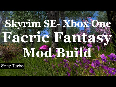 Skyrim mods xboxone- How to make beautiful characters READ
