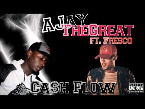 AJayTheGreat ft. Fresco - Cash Flow (prod. by Chuck Duce)