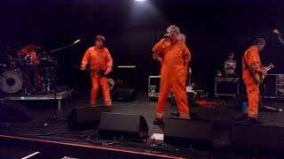 DEVO Dress Rehearsal UNCONTROLLABLE URGE by Devo-Obsesso June 28, 2018