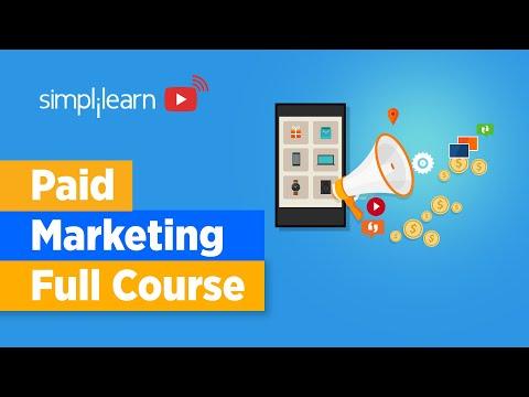 Paid Marketing Full Course   Paid Marketing Tutorial   Digital ...