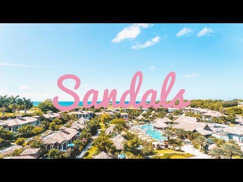 GRENADA - Sandals LaSource