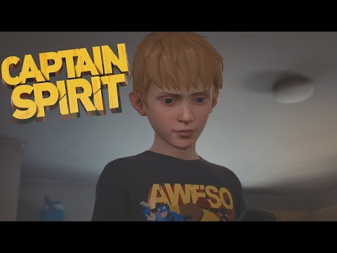 Captain Spirit | Hacknul jsem mobil! | #2 | České titulky | 1080p