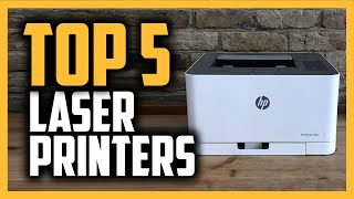 Best Laser Printer in 2020 [Color, Monochrome & All-In-One]