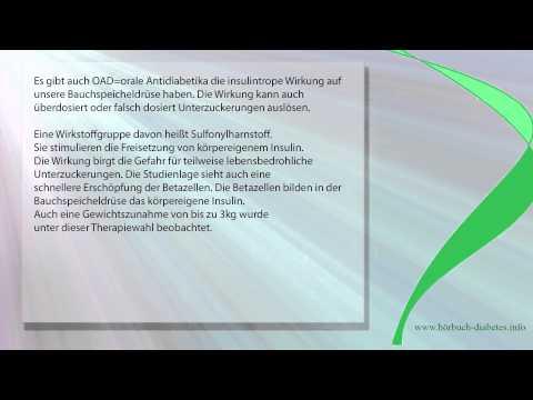 Behandlung von Typ-2-Diabetes Ural Heilanstalt