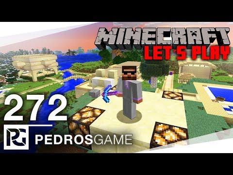 STAVÍME POUŠTĚ A LEDOVCE | Minecraft Let's Play #272 | Pedro