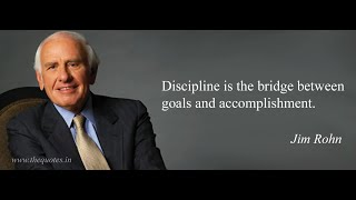 The Best Steps To Personal Development  - Jim Rohn's Best Motivational Speech