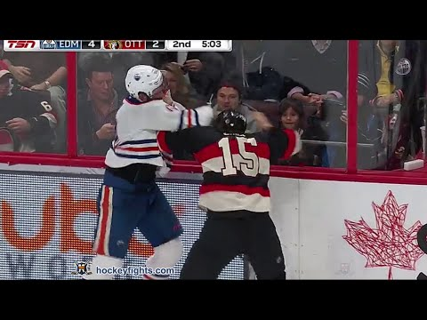 Zack Smith vs. Eric Gryba
