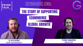 Supporting eCommerce Global Growth by TJ Hyland