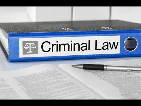 What's the difference between Civil Law and Criminal Law in North Carolina Video