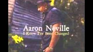 "Aaron Neville ""Betcha by golly wow"""