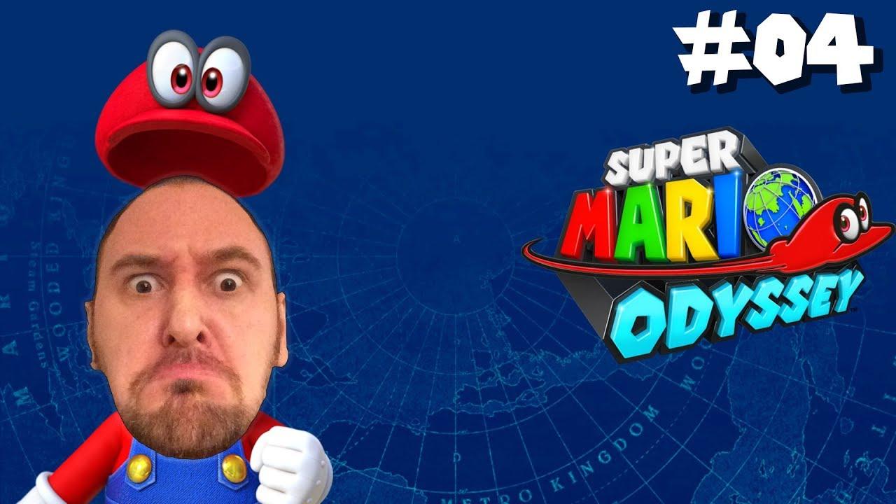 Super Mario Odyssey – Part 4: Polarland & Küstenland