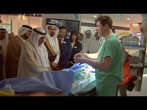 , title : 'Feira de Saúde do Dubai : Inovação nos cuidados de saúde - target'
