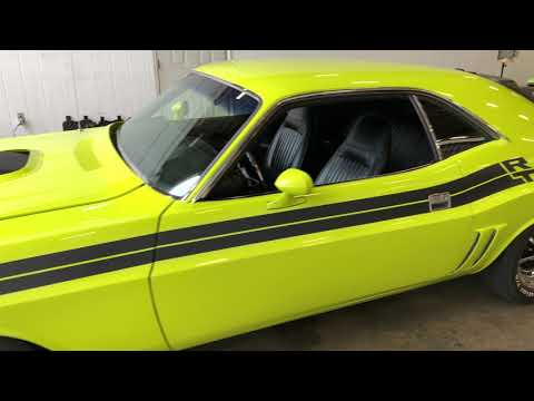 Video of '71 Challenger - PCTF