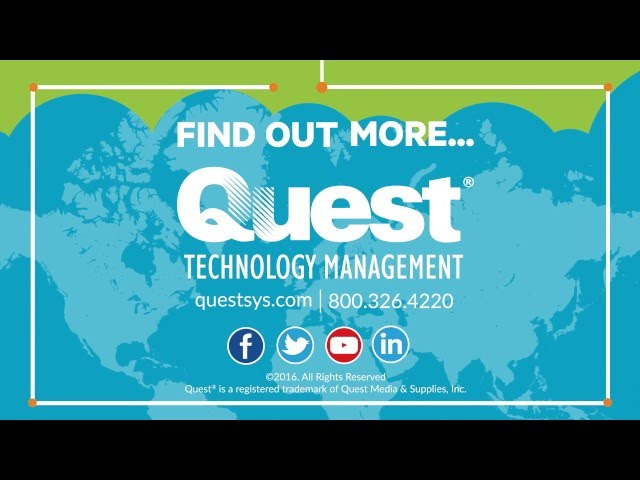 Quest youtube video