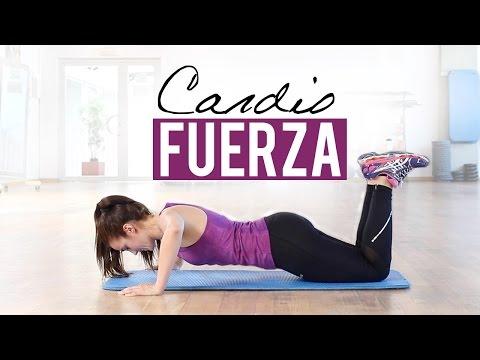 Los ejercicios son dirigidos en la quema de la grasa