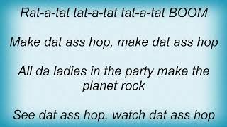 Tech N9Ne - Planet Rock 2K (Down South Mix) Lyrics