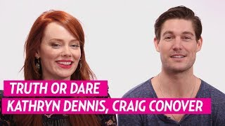 Truth or Dare with Craig Conover and Kathryn Dennis 'Southern Charm'