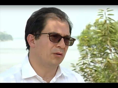 Entrevista Fiscal General con Juan Roberto Vargas en Guainía (Noticias Caracol - 23 de febrero de 2020)