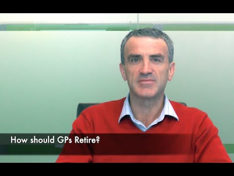 How to retire from general practice