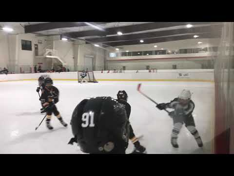 Haunted Shootout - Wemouth Mite A vs NYC Skyliners