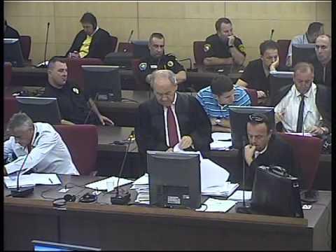 Suđenje Turković - završna riječ Fahrija Karkin 05.09.2013. 2.dio