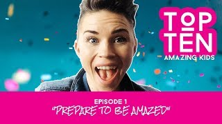 Miss Anna's Top 10   Episode 1: Prepare To Be Amazed